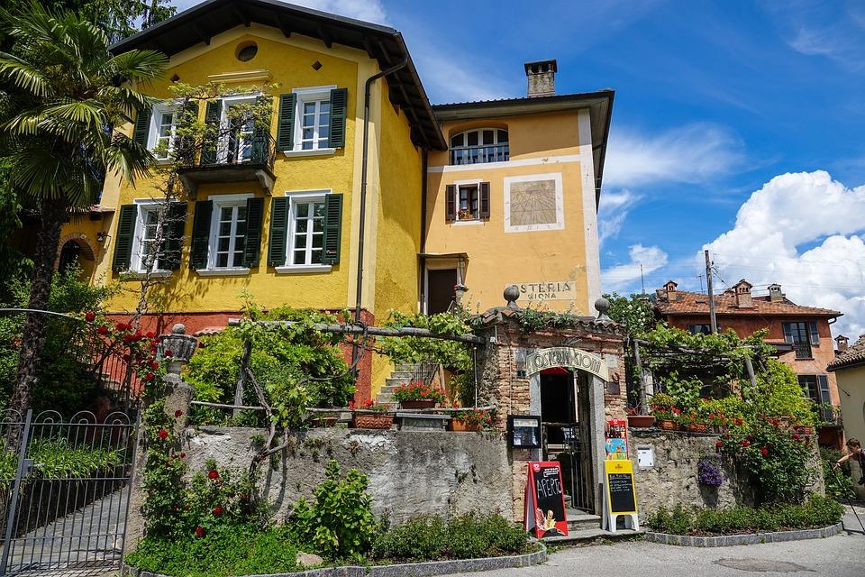 Restaurante Jardín Terraza Foto Gratis En Pixabay