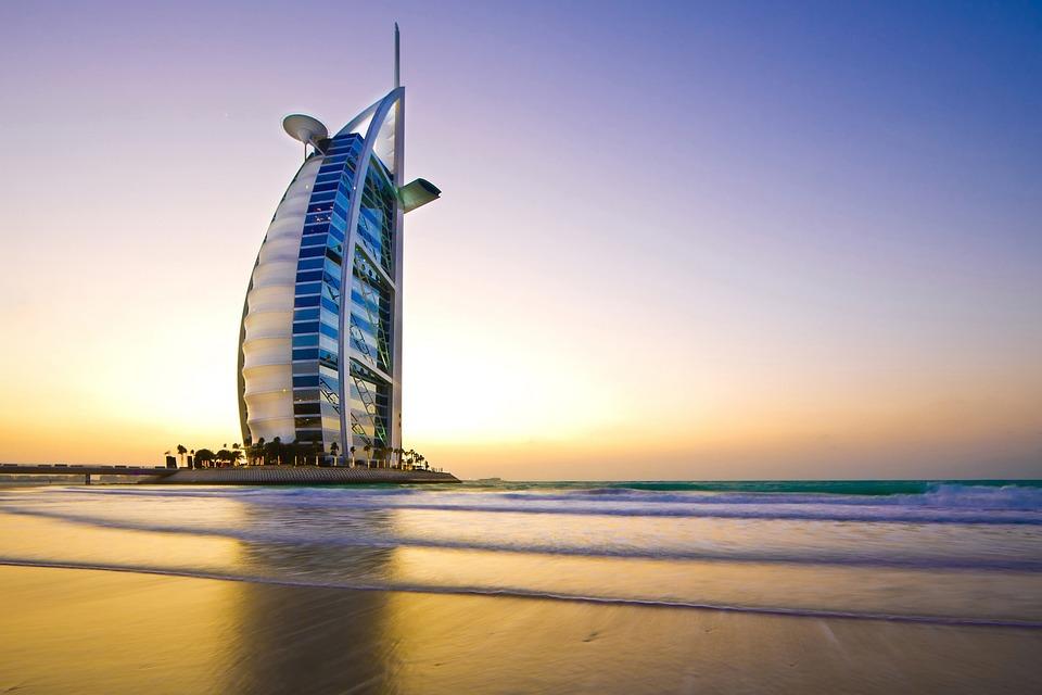 Burj Al Arab, Hotel Más Grande En Dubai