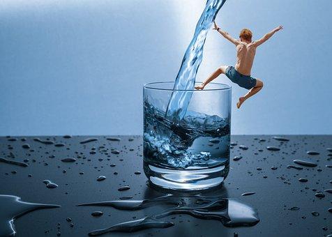 El Agua, Salto, Refresco, Los Niños