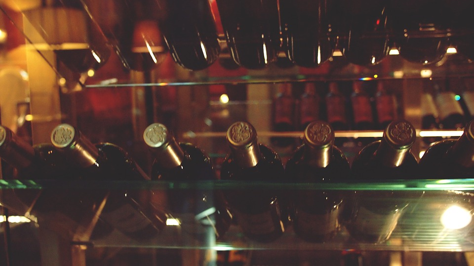 Wine, Cellar, Bottles, Alcohol