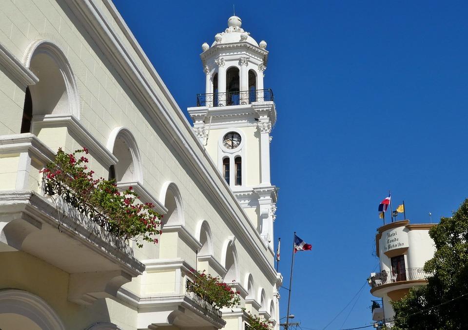 Dominikana, Santo Domingo, Karaibów, Historycznie