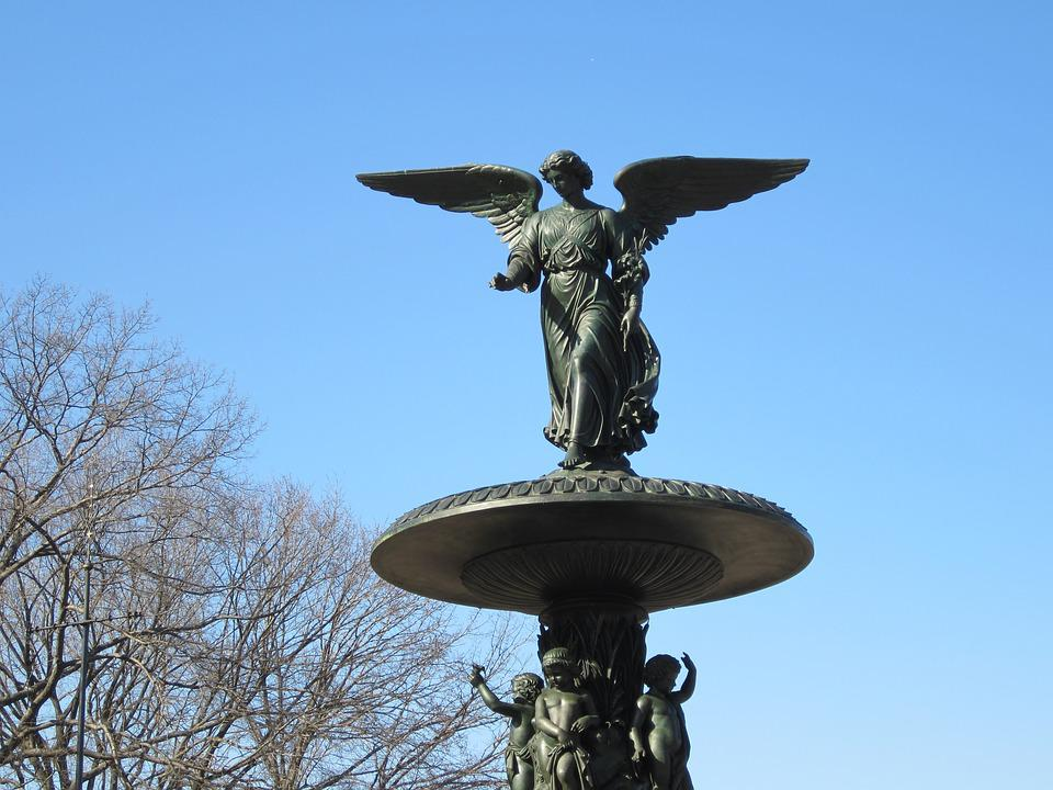 Statue New York Ny Free Photo On Pixabay