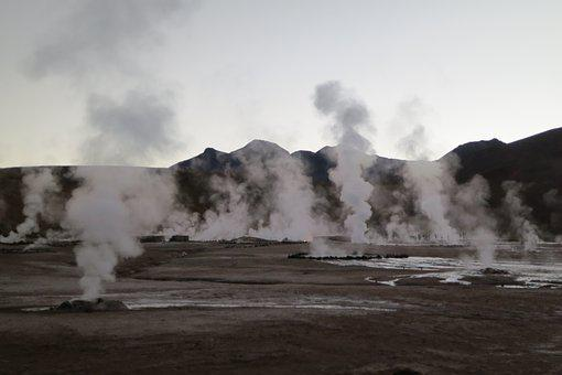 Géiseres El Tatio, Chile