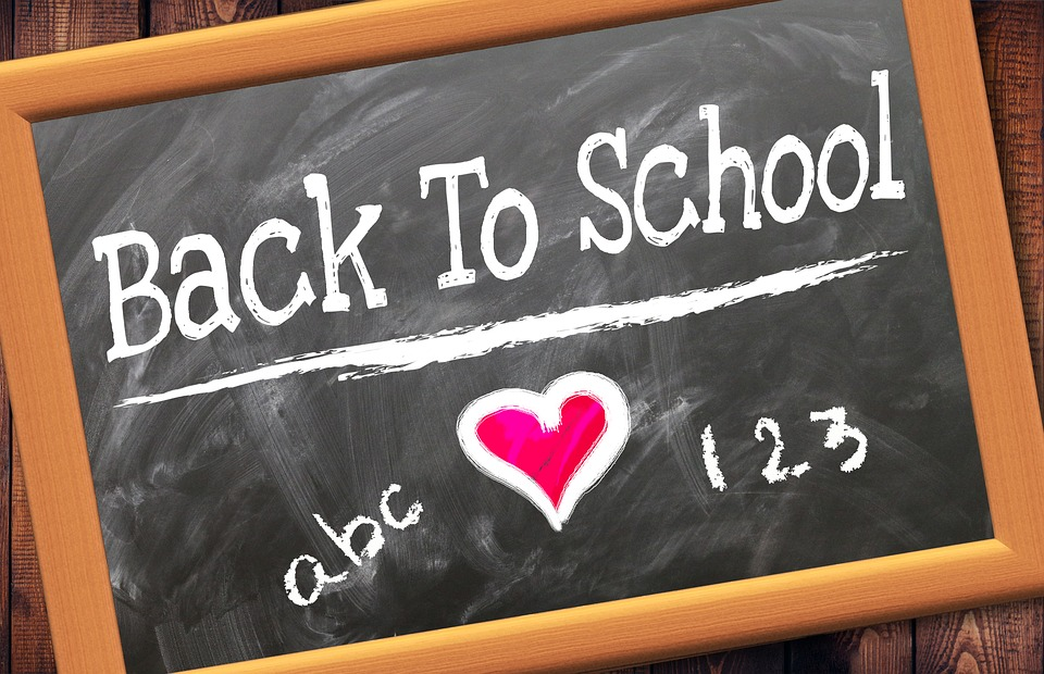 Back To School, School Enrollment, School, Schulbeginn
