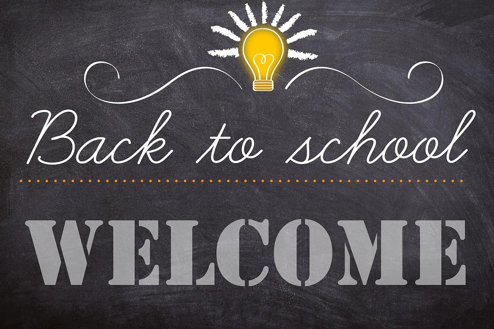 Schulanfang, Einschulung, Schule, Schulbeginn