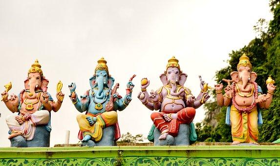 Hindu, Malaysia, Asia, Candi, Agama