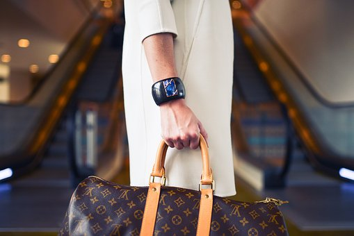 Louis Vuitton, Bag, Fashion, Watch