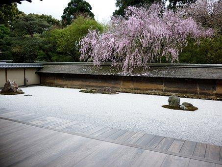 japanischer, zen-garten - kostenlose bilder auf pixabay, Terrassen ideen