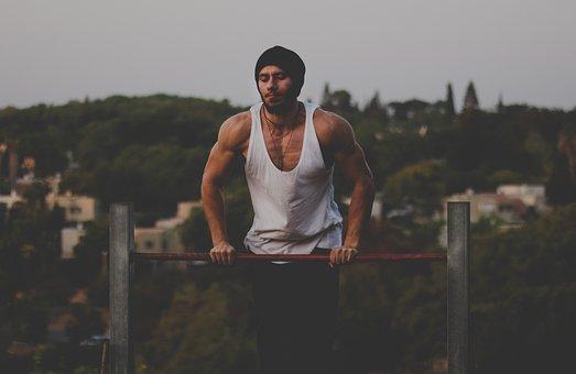 Street Workout, Itamar Kazir, Tank