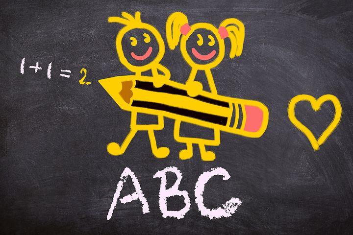 Schulanfang, Abc, Einschulung