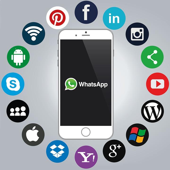 whatsapp smartphone meios de imagens gr tis no pixabay. Black Bedroom Furniture Sets. Home Design Ideas