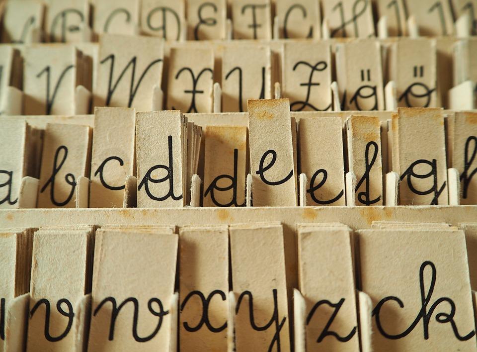 Tulisan Tangan Surat Vintage Foto Gratis Di Pixabay