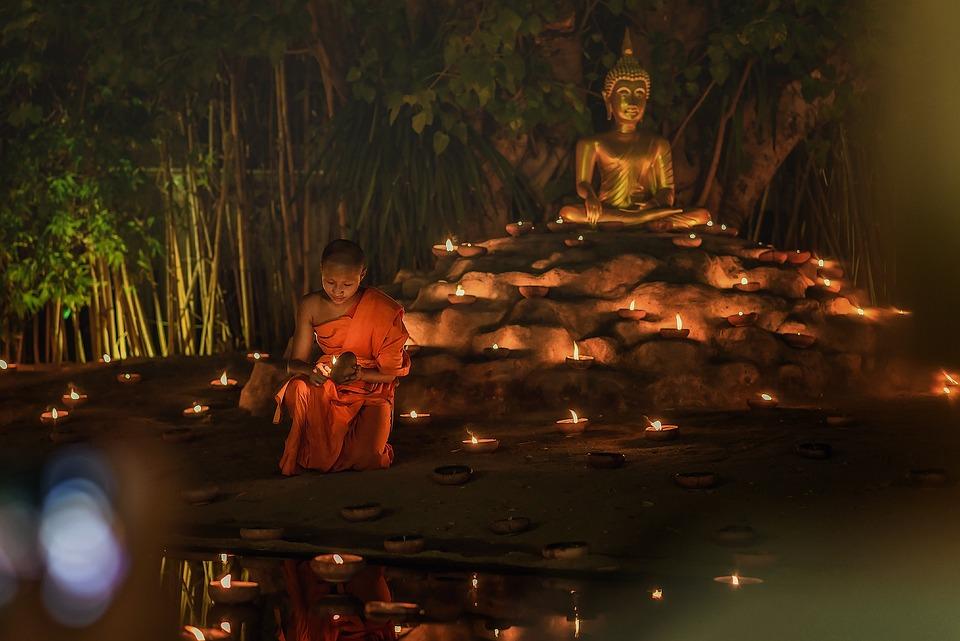 Biksu di Thailand