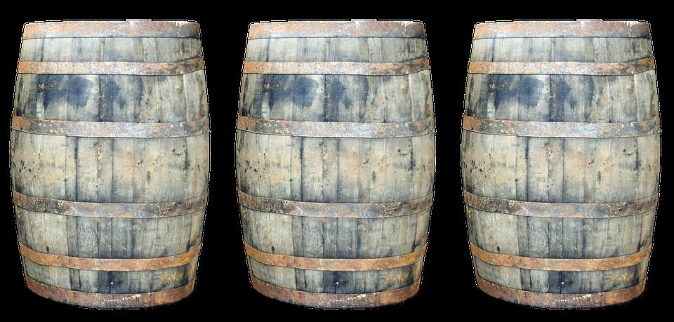 Barrels Whisky Wooden Barrels Storage Barrel