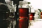 mason jar, beer, brew