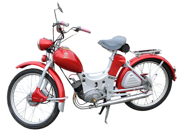 moped  wheeled vehicle  image  pixabay