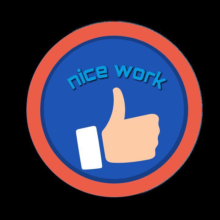 Motivation Nice Work Click Free Image On Pixabay