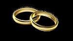 rings, wedding, gold