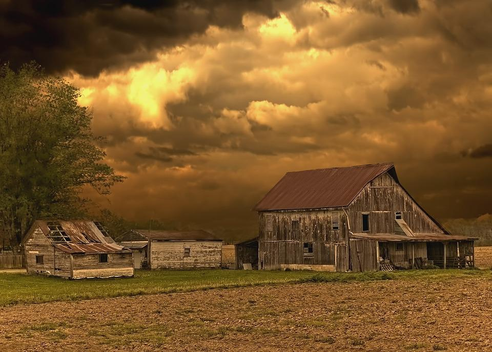 Pleasing 25 Rustic Barns Design Ideas Of Rustic Landscape