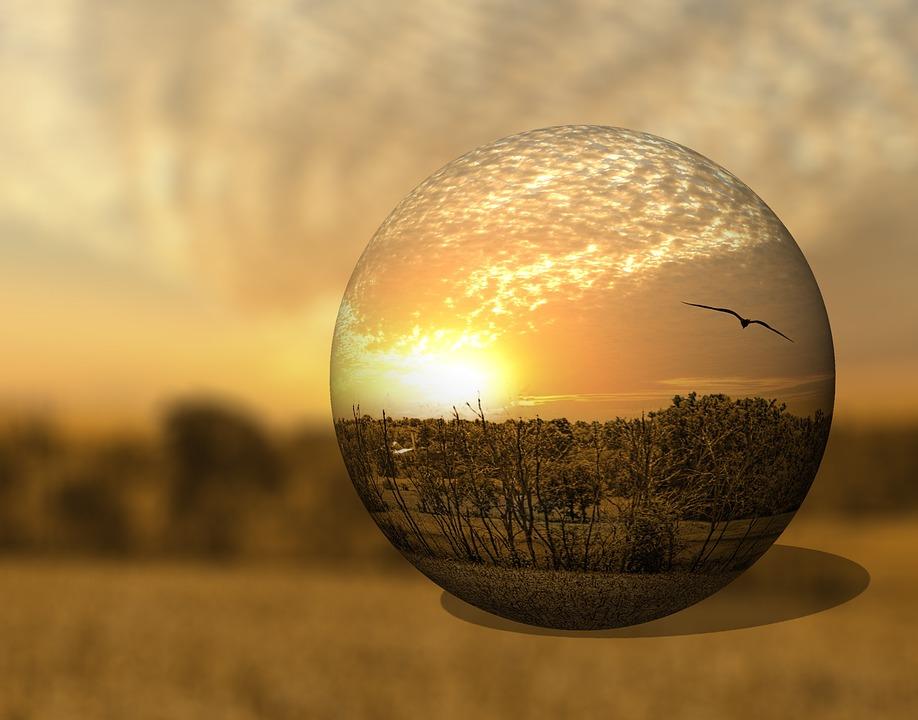 Free photo: Scenery, 3D, Trees, Artistic - Free Image on Pixabay ...