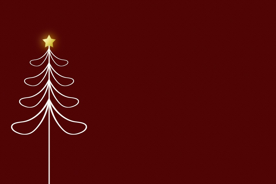Christmas Card Background.Christmas Card Red Background Free Image On Pixabay
