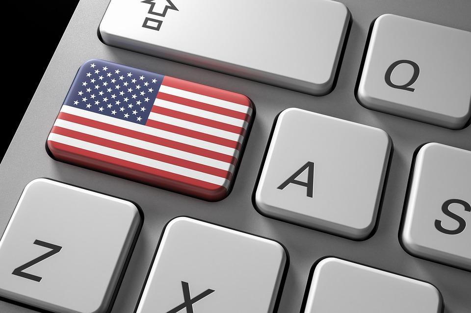 Tecnología, Bandera, Internet, Teclado, Equipo, País