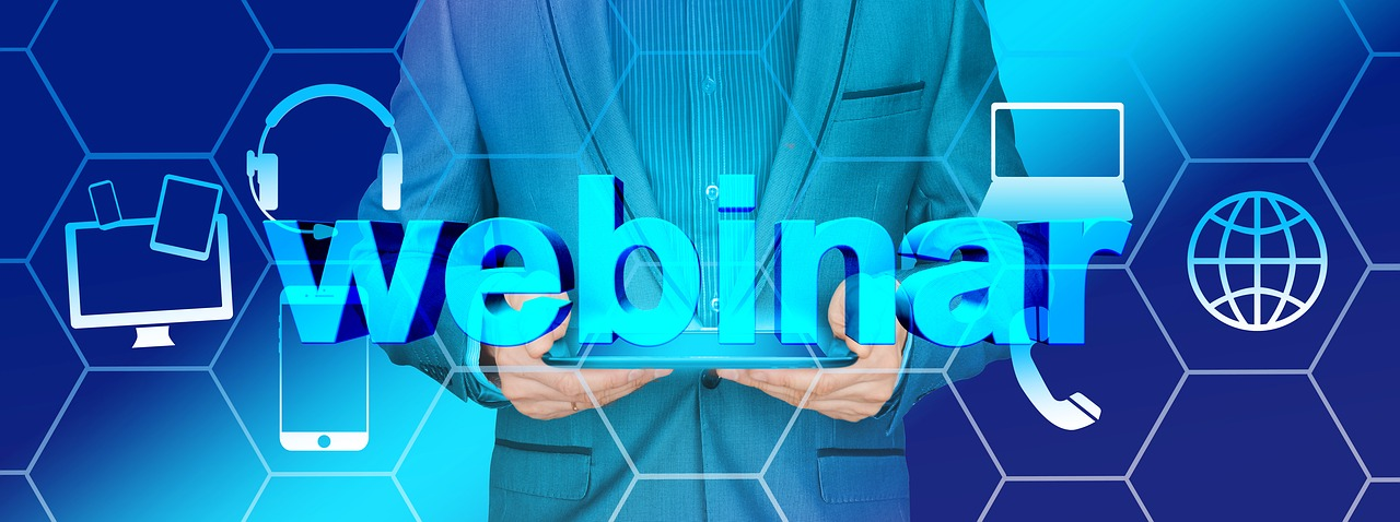 Webinars to support managers