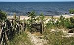 morze, plaża, bałtyk