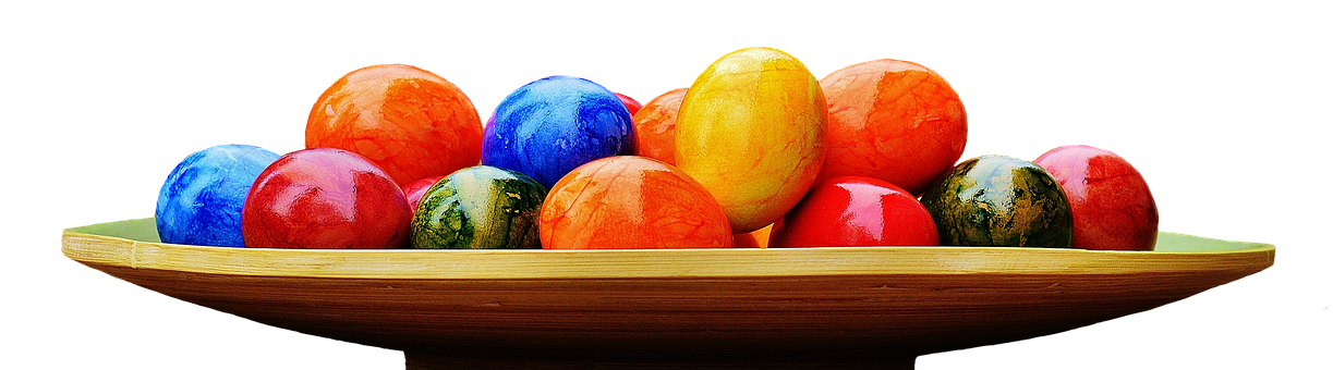easter easter eggs colorful