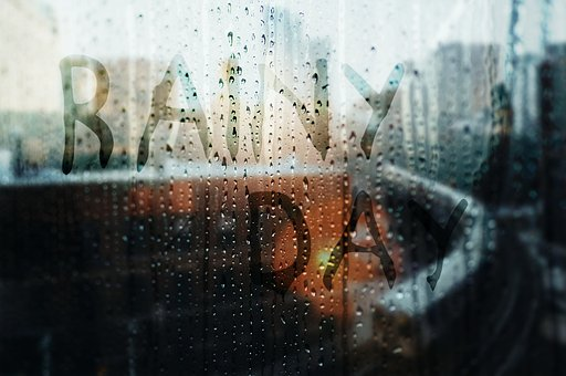 Rainy, Rain, Rainy Day, Tran, Water