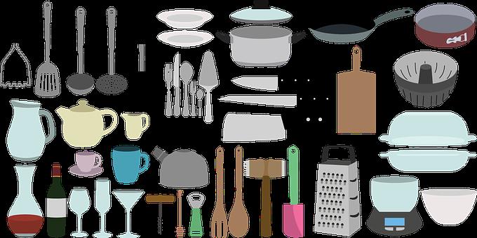 キッチン、デバイス、クッキング、ベーキング