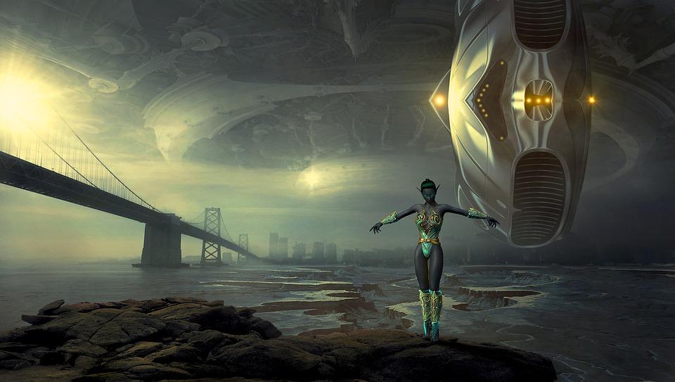 Kaprys, Do Przodu, Science Fiction, Przybycia