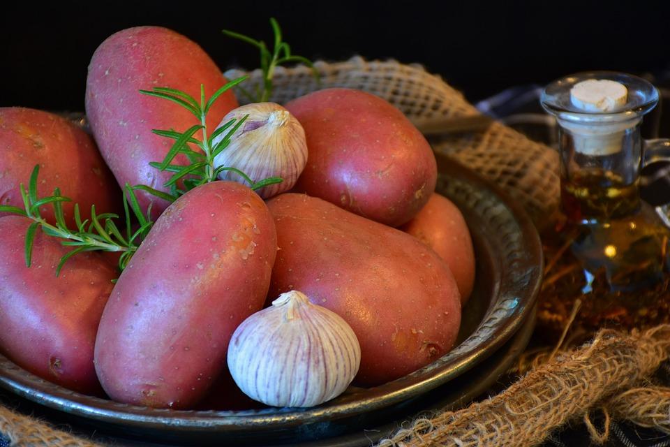 Kartoffeln Rot Rote Schale Kostenloses Foto Auf Pixabay