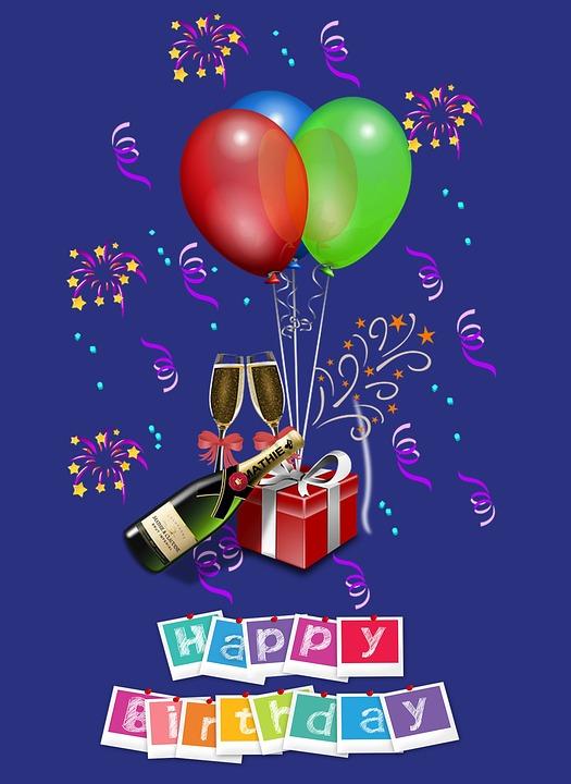 Geburtstag Party Kostenloses Bild Auf Pixabay