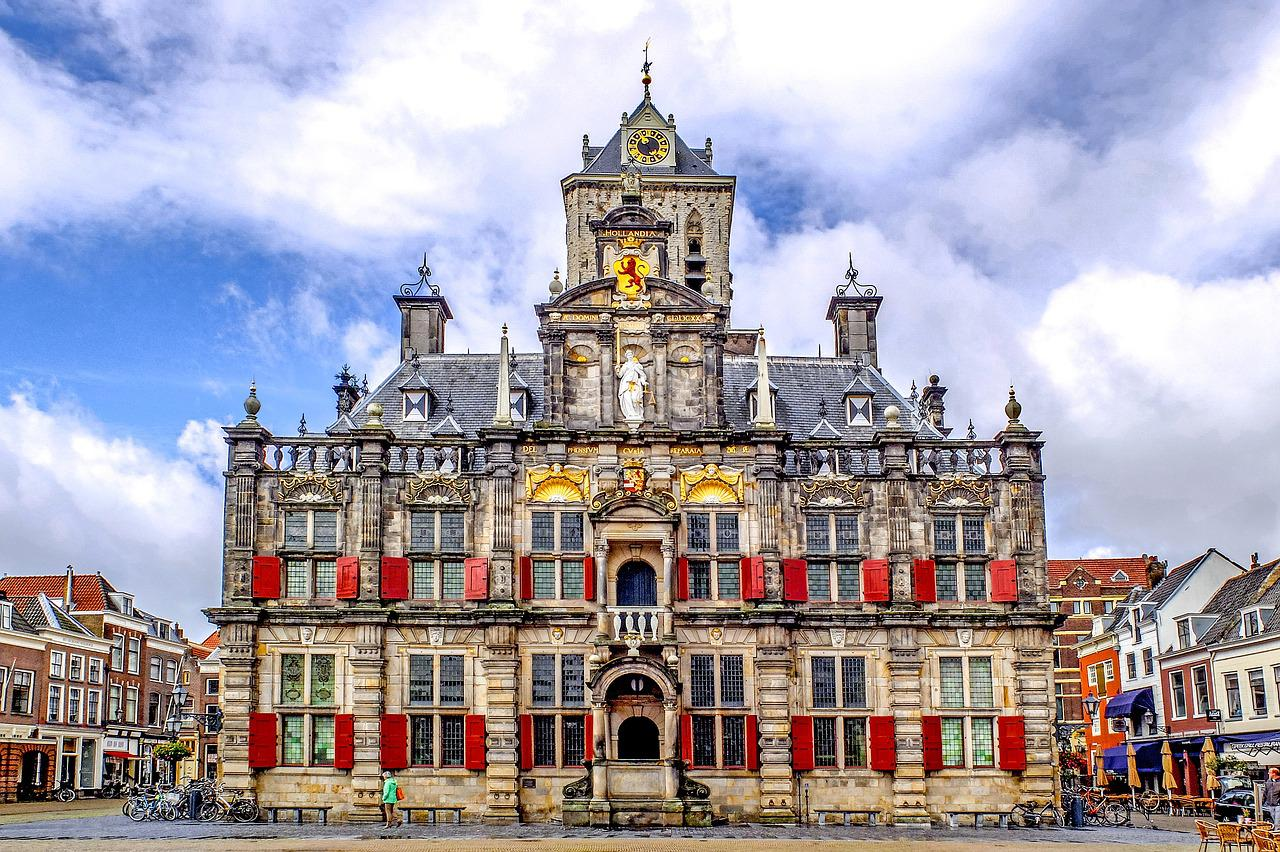 Monument Stadhuis Architectuur - Gratis foto op Pixabay