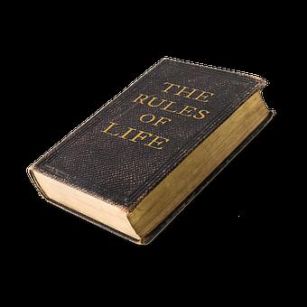 Liv, Regler, Bog, Regler For Livet