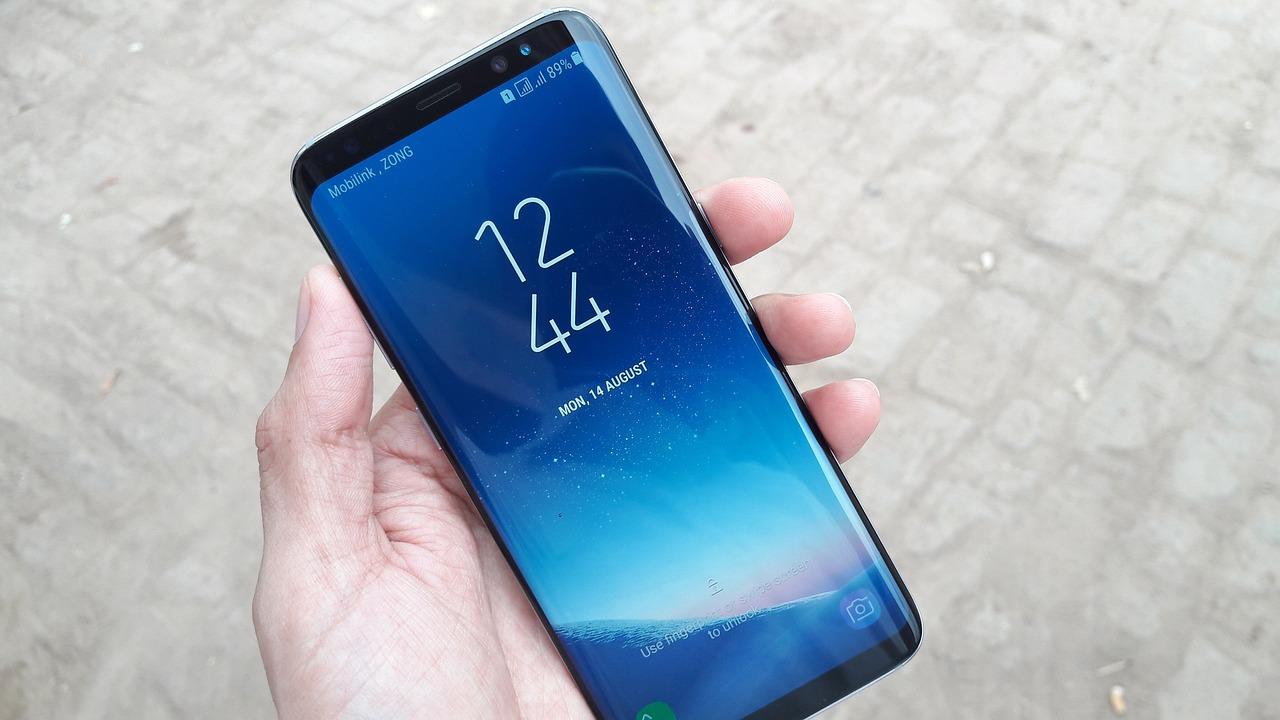 Zoom sur les écrans Samsung depuis 2014