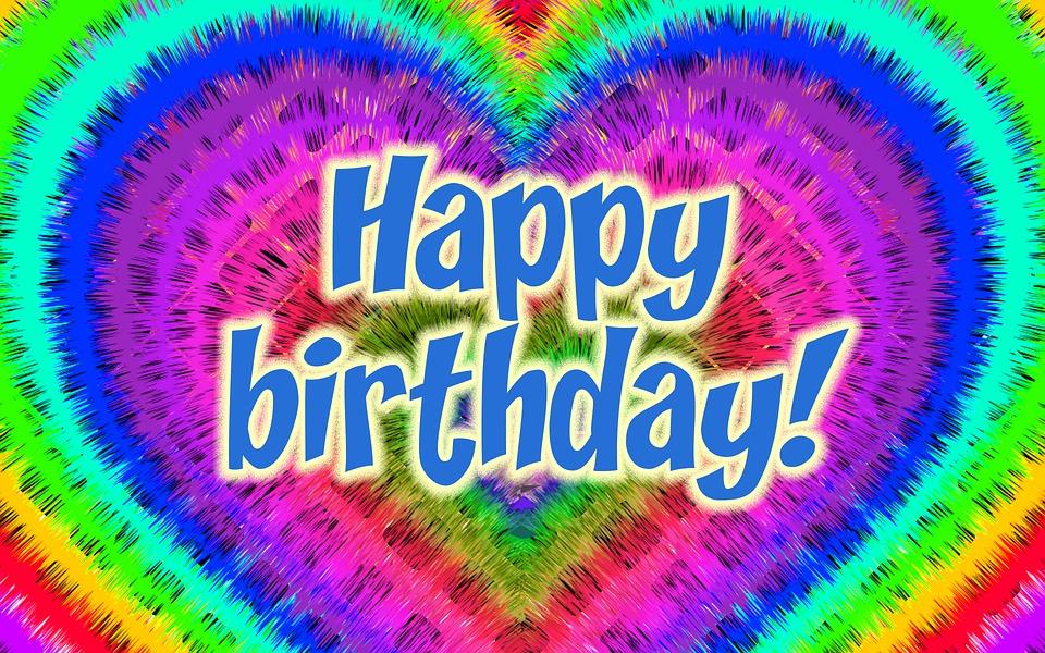 Verjaardag Gefeliciteerd Gratis Afbeelding Op Pixabay