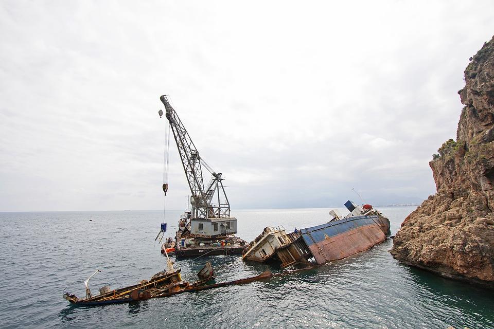 Schiff Unfall Waschbecken · Kostenloses Foto auf Pixabay