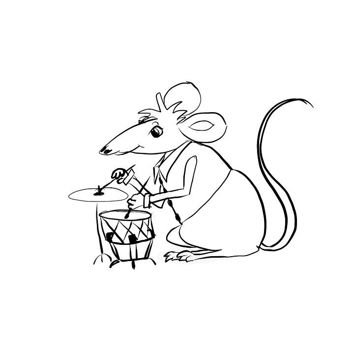 87 Gambar Animasi Tikus Lucu