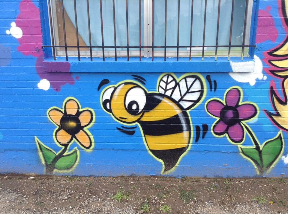 Unduh 95+ Gambar Grafiti Lebah Keren Gratis