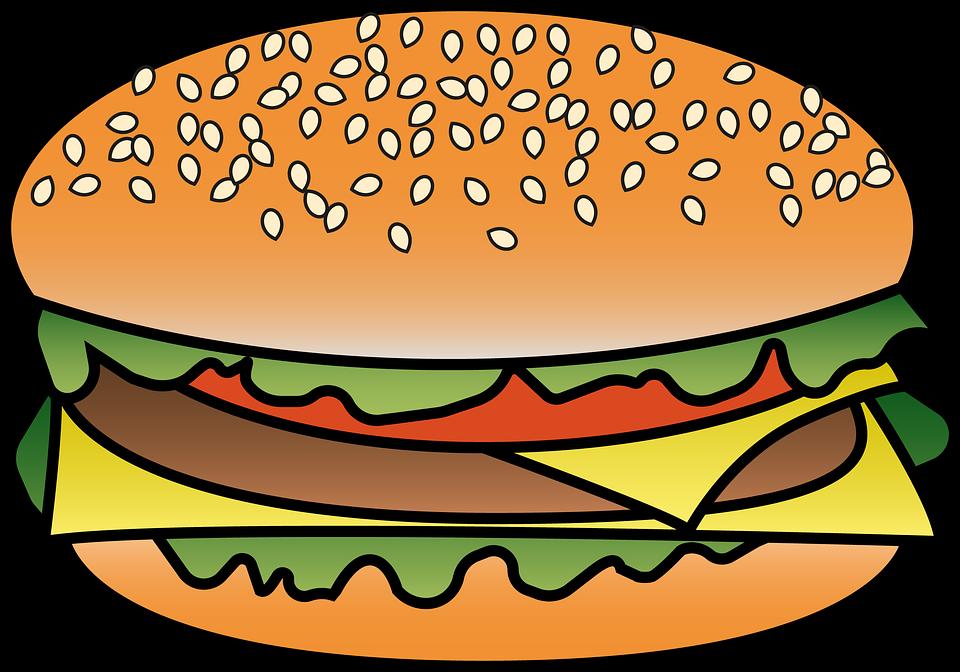 burger fast food 183 free image on pixabay