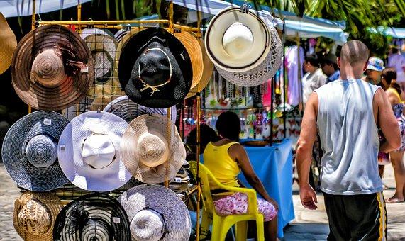 Sombrero, Venta De Sombrero