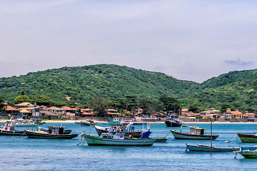 Barco, Litoral, Pescadores, Playa