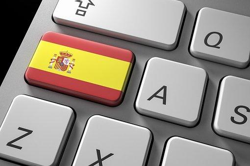 Tecnología, Bandera, Internet, Teclado