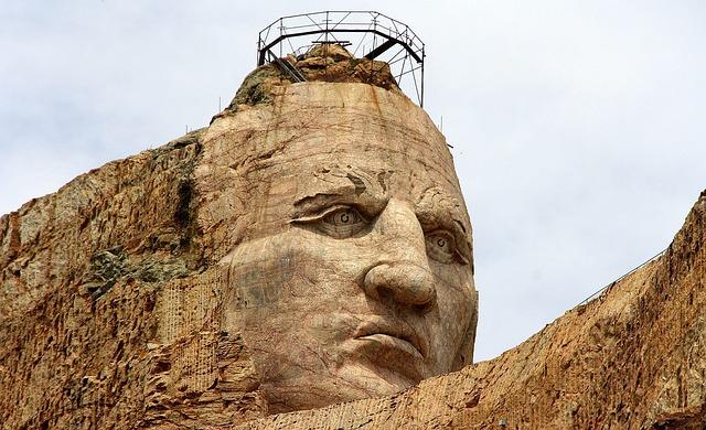 Crazy Horse Usa Mountains 183 Free Photo On Pixabay