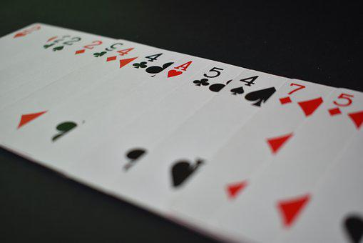 Ace, Heart, Playing Cards, Cards, Poker