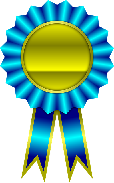 award blue ribbon  u00b7 free image on pixabay