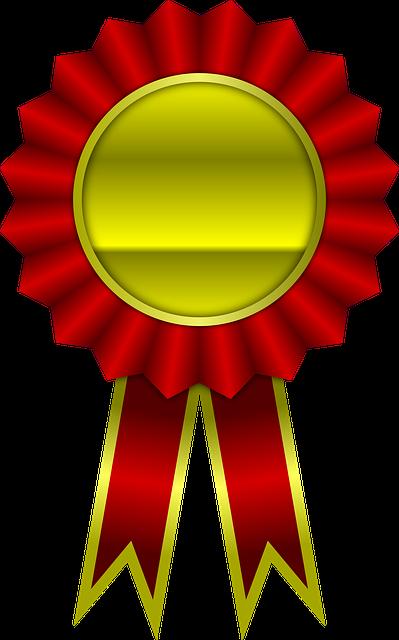Award Red Ribbon · Free image on Pixabay