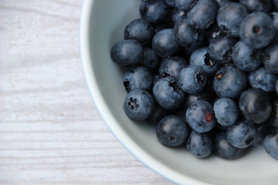 vitaminer i blåbär